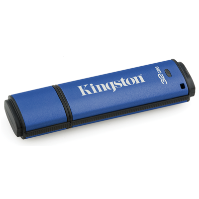 Kingston Technology DataTraveler Vault Privacy 3.0 32GB (DTVP30/32GB)