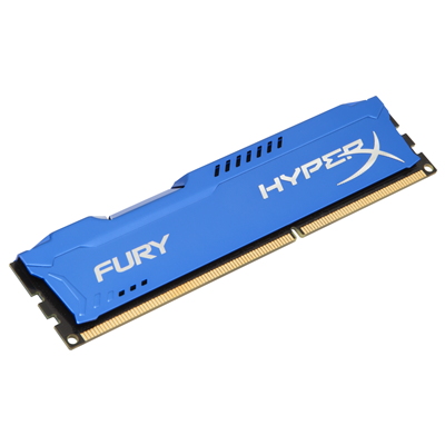 Kingston Technology HyperX FURY Blue 4GB 1600MHz DDR3 (HX316C10F/4)