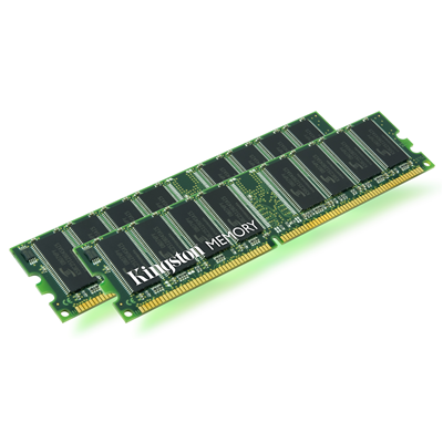 Kingston Technology System Specific Memory 1GB DDR2-800 CL6 (KTH-XW4400C6/1G)