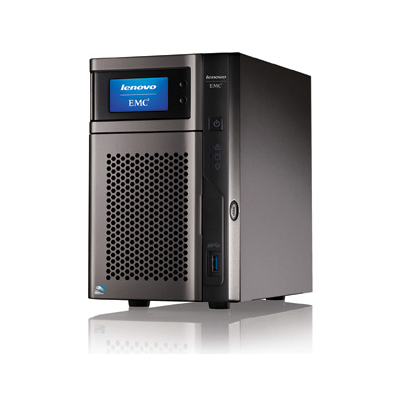 Lenovo TotalStorage Series EMC px2-300d 0TB Diskless