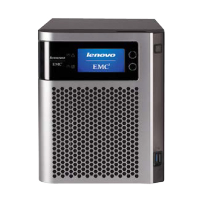 Lenovo TotalStorage Series NAS px4-300d 0TB Diskless