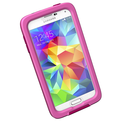LifeProof Galaxy S5 Case - frē (2401-04)