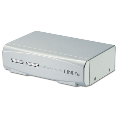 Lindy 39330 Tastatur/Video/Maus (KVM) Switch