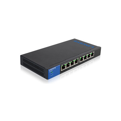Linksys LGS108P-UK Netzwerk Switch