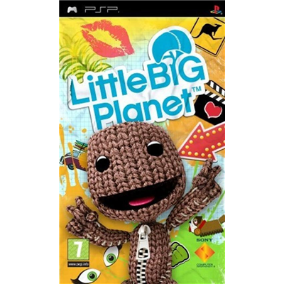 Little Big Planet, PSP