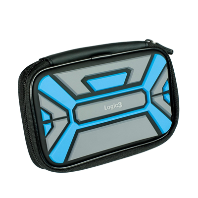 Logic3 3DS Carry Case (schwarz)