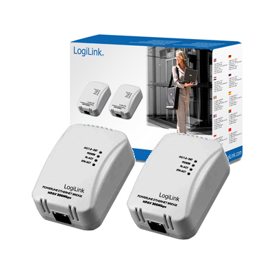 LogiLink Powerline RJ-45 Adapter (PL0002)