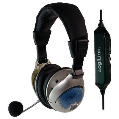 LogiLink Stereo Headset (HS0009)