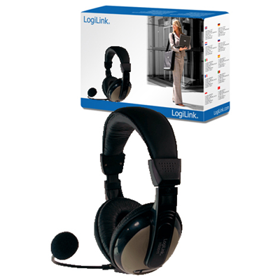 LogiLink Stereo Headset (HS0011)