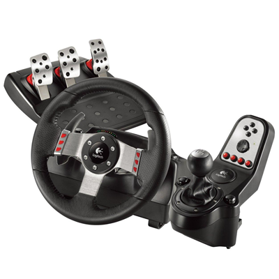 Logitech Lenkrad G27 Racing Wheel