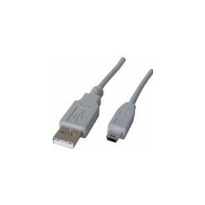 LOGON 1m USB A - mini-B
