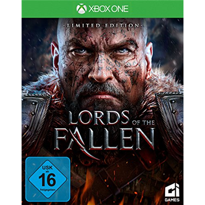 Lords of the Fallen - Limited Edition, XBox One