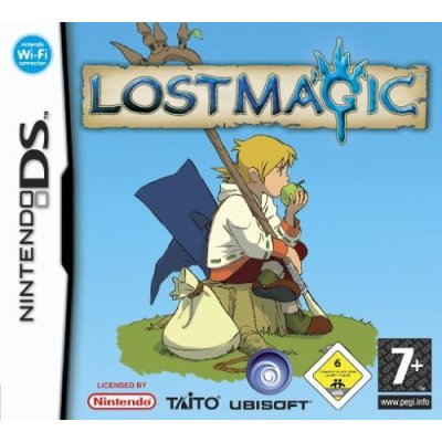 Lost Magic, DS