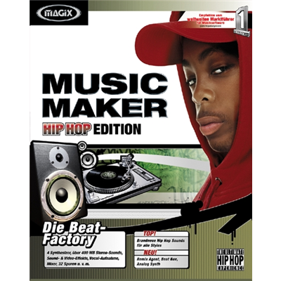 Magix Music Maker Hip Hop Edition 2 (V560321)