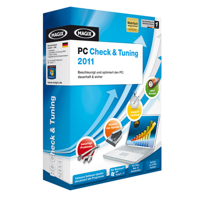 Magix PC Check & Tuning 2011