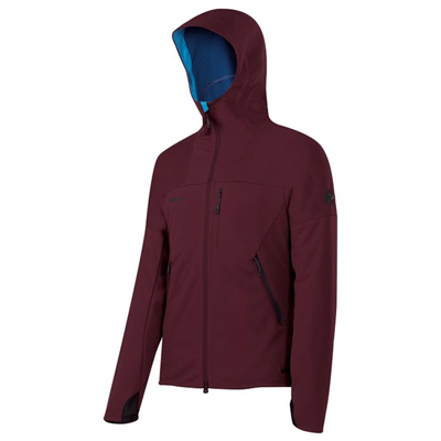 Mammut Ultimate Hoody Men barolo-imperial
