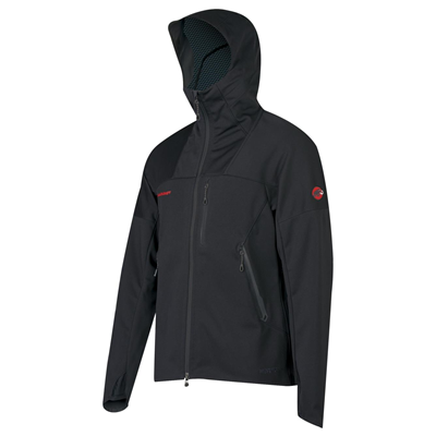 Mammut Ultimate Hoody Men black-black