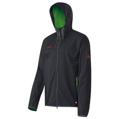 Mammut Ultimate Hoody Men black-jungle