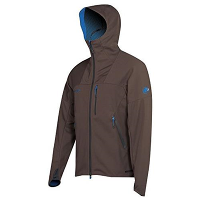 Mammut Ultimate Hoody Men dark oak-imperial