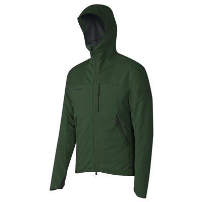 Mammut Ultimate Hoody Men forest-black