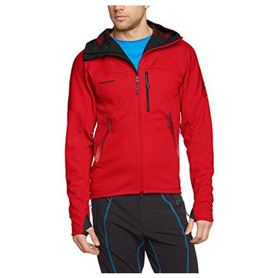 Mammut Ultimate Hoody Men inferno-dark inferno