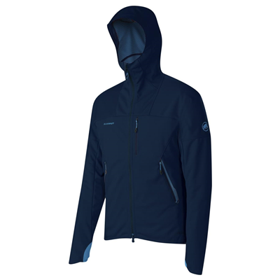 Mammut Ultimate Hoody Men marine-imperial