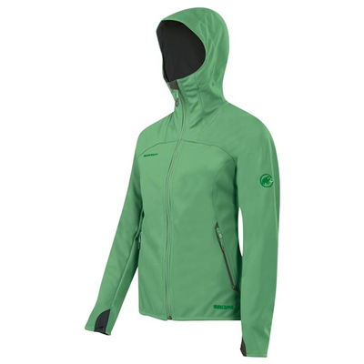 Mammut Ultimate Hoody Women artichoke-amazon