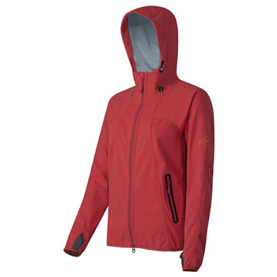 Mammut Ultimate Hoody Women barberry