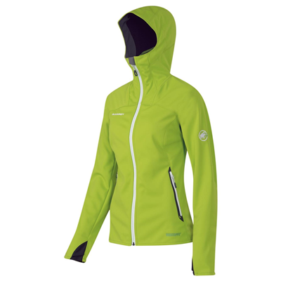Mammut Ultimate Hoody Women fern-black