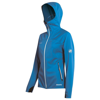 Mammut Ultimate Hoody Women imperial-white