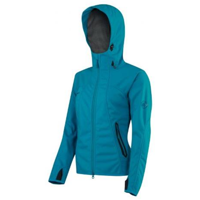 Mammut Ultimate Hoody Women ocean