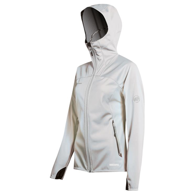 Mammut Ultimate Hoody Women white-graphite