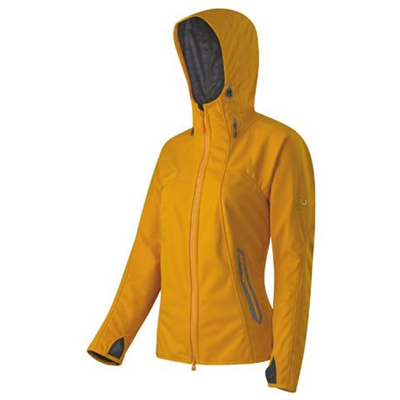 Mammut Ultimate Hoody Women yolk