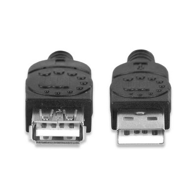 Manhattan USB A - USB B (393850)