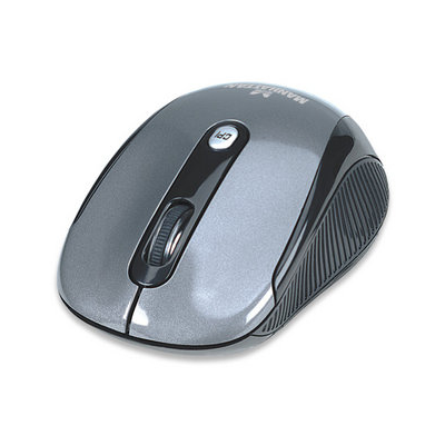 Manhattan Wireless Optical Mouse (177795)
