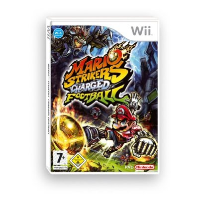 Mario Strikers Charged Football, Wii