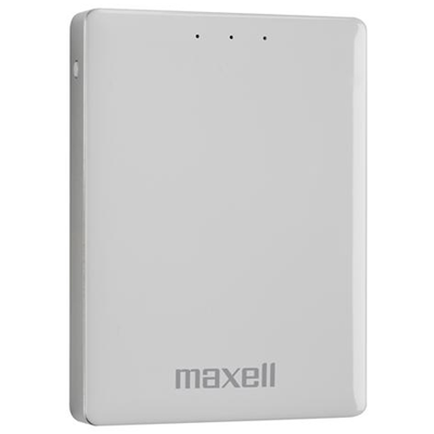 Maxell Portable Wireless Hard Drive, 750GB (860113)