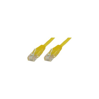 Microconnect Cat5e UTP 0.5m (B-UTP5005Y)