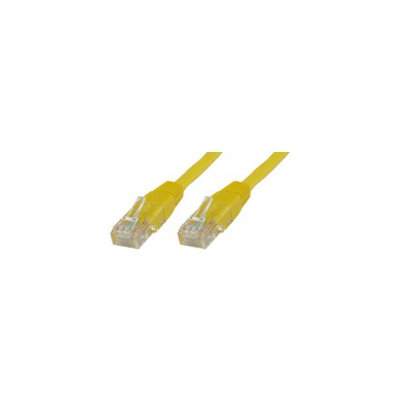 Microconnect Cat5e UTP 1m (B-UTP501Y)
