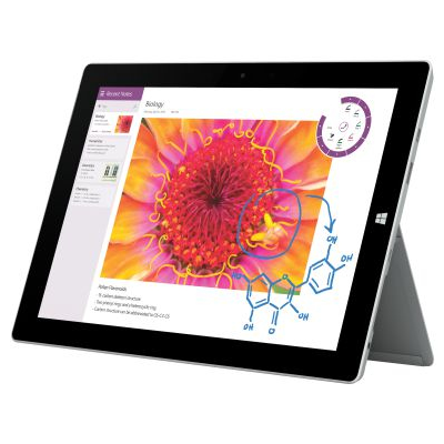 Microsoft Surface 3 64GB Silber (LC5-00003)