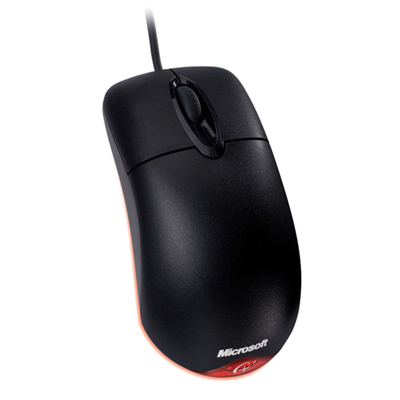 Microsoft Wheel Mouse Optical schwarz 3er (N71-00008)