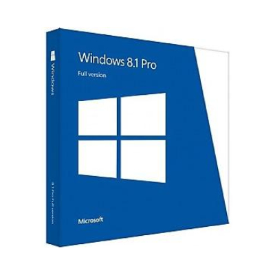 Microsoft Windows 8.1 Pro, 1 PC, OEM, DVD, 64-bit, DK