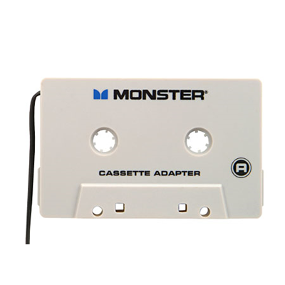 Monster iCarPlay Kassettenadapter