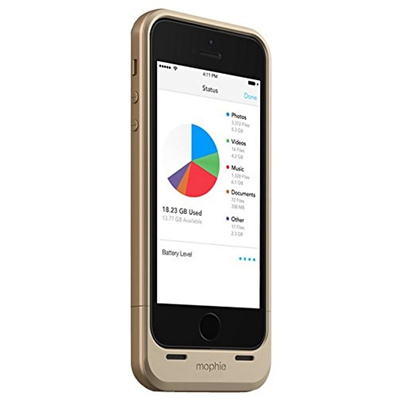 Mophie 2935_SP-IP5-16GB-GLD