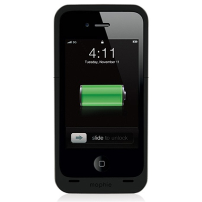 Mophie juice pack air (1145_JPA-IP4-BLK)