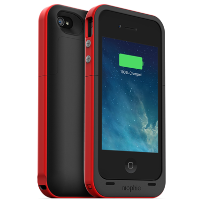 Mophie juice pack plus (1207_JPP-IP4-P-RED)