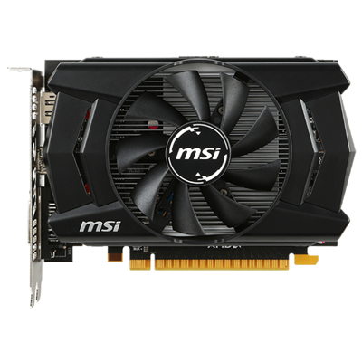 MSI R7 360 2GD5 OC AMD Radeon R7 360 2048GB