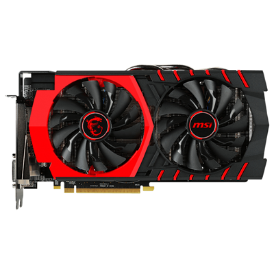 MSI R9 380 GAMING 2G AMD Radeon R9 380 2048GB