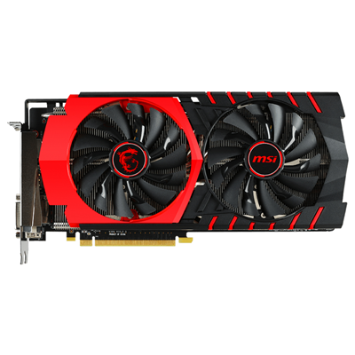 MSI R9 390 GAMING 8G AMD Radeon R9 390 8192GB