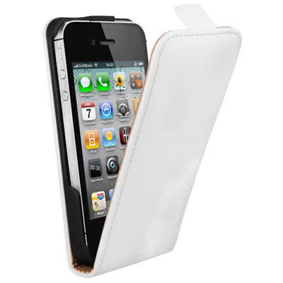 mumbi IPHONE-4S-FLIP-CASE